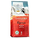 Taylors of Harrogate Espresso Lifestyle Ground Coffee (6 x 227g)