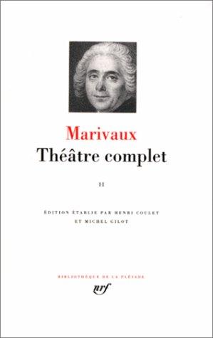 Théâtre complet. 2