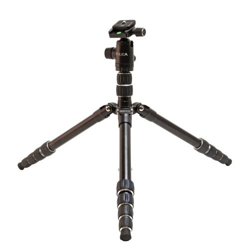 Dolica TX570B150SL Ultra Compact Tripod with Professional Ball Head (Black)