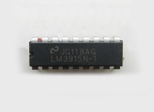 20Pcs Lm3915N-1 Dip-18 Integrated Ic Chips Led Bar Display Driver