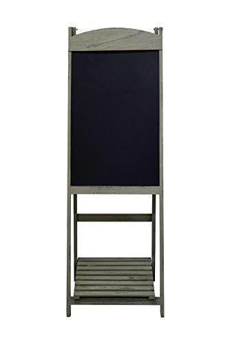 rebecca-srl-pizarra-notas-1-estante-madera-verde-vintage-decapado-cocina-bar-cod-re4320