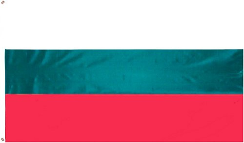 Bulgaria National Country Flag - 3 foot by 5 foot Polyester (New)