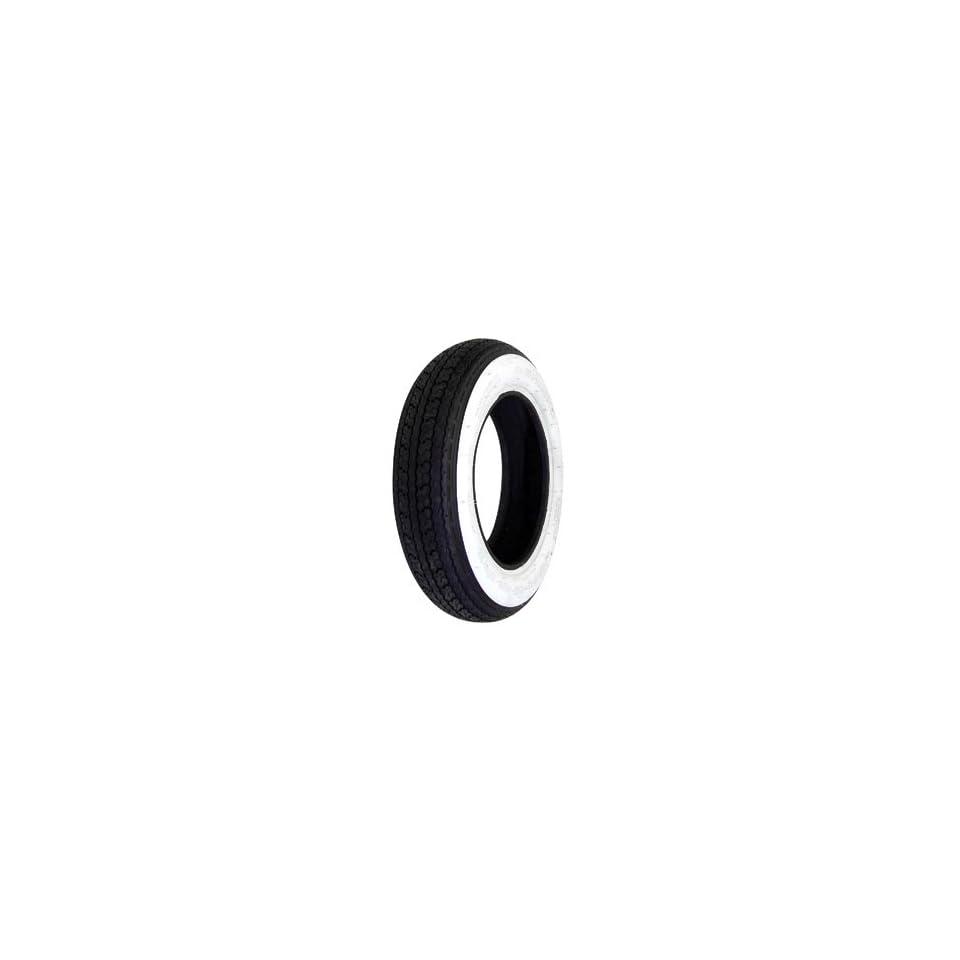 Shinko Whitewall Tyre 350 x 10 Inch to Fit Vespa Lambretta