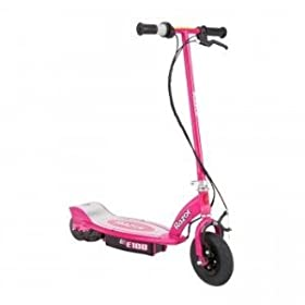 Razor E100 Electric Scooter -Pink