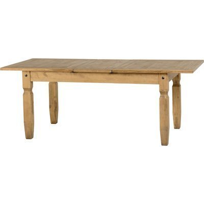 Seconique by Home Discount Ltd Corona Table à manger extensible