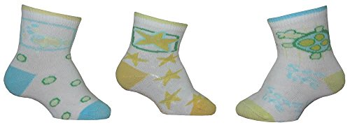 Mustang Mustanggirls Socks6-7 Years Yellow S Blue (Multicolor)