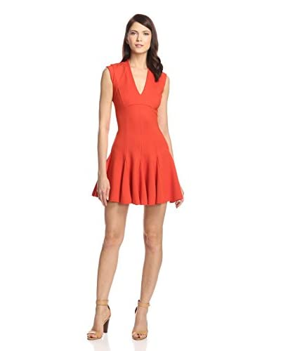 French Connection Women's Marie Fit-and-Flare Dress