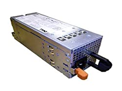 Dell 870W Redundant Power Supply for PowerEdge R710, T610, and NX3000 Server