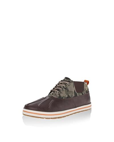 Sperry-Top-Sider Sneaker Fowl Weather [Marrone]