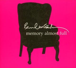MEMORY ALMOST FULL -CD/DVD DELUXE EDITOIN-(CD+DVD)(ltd.) +3 (Paul Mccartney Memory Almost Full compare prices)