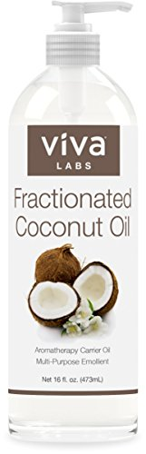 Viva-Labs-Fractionated-Coconut-Oil-16-oz-Ultra-Hydrating-Massage-Aromatherapy-Must-Have-Hexane-Free