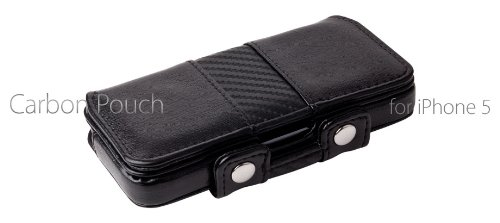 Great Price ION Carbon Pouch for iPhone 5