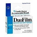 DuoFilm Wart Remover Liquid 0.33 oz (Pack of 2) (Tamaño: Pack of 2)