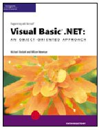 Image for Programming with Microsoft Visual Basic .NET: An Object-Oriented Approach, Introductory