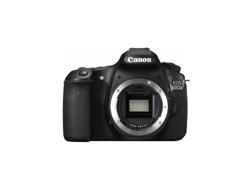 Canon EOS 60Da 18.0 MP CMOS Digital Astrophotography SLR Camera with 3.0-inch Vari-Angle LCD
