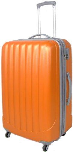 ORANGEN 360° Rollensystem Reisekoffer Koffer