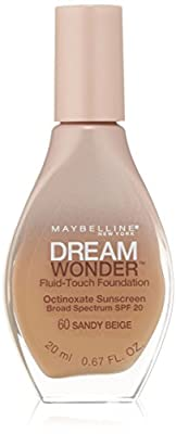 Maybelline New York Dream Wonder Fluid-Touch Foundation