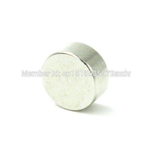 200pcs Strong Round Dia 2mm x 1mm N35 Rare Earth Neodymium Magnet Art Craft Fridge free shipping (Rare Earth Fridge Magnets compare prices)