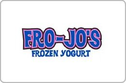 Fro-Jo's - Lexington Gift Certificate ($5)