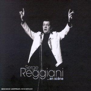 Serge REGGIANI, En Scène
