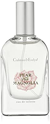 Crabtree & Evelyn Eau de Toilette, Pear and Pink Magnolia, 1 fl. oz.