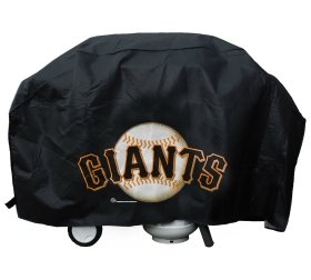 San Francisco Giants Grill Cover Economy (Giants Grill Cover compare prices)