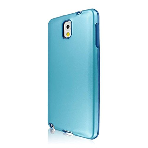 Empire Mpero Kollektion Fusion AL Schutzhülle für Samsung Galaxy Note3 N900A/N900V/N9000/N9002/N9005/N900P/N900T, Hellblau
