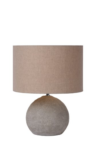 lucide-71540-81-41-boyd-lampe-de-table-taupe-beton-tissu