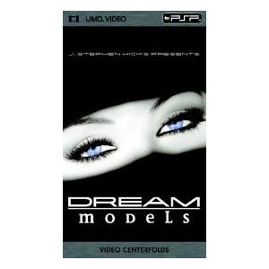 Cover art for  Dream Models [UMD for PSP]