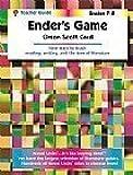 Ender's Game - Teacher Guide by Novel Units, Inc.