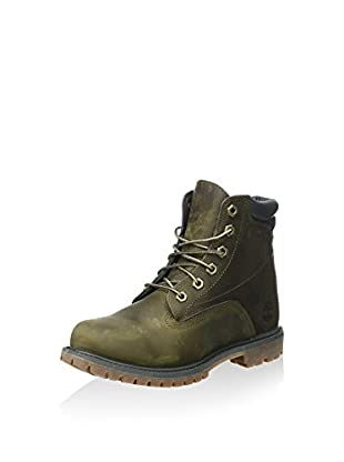 Timberland Botas Track Waterville 6In Basic Brindle (Verde)