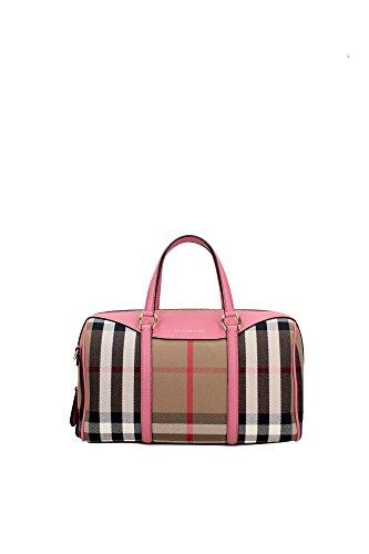 3981903 Burberry Bowling Bags Women Fabric Pink