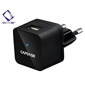 Capdase Atom Universal USB Charger - Black
