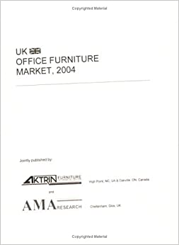 UK Office Furniture Market 2004 AMA Staff 9781894960281 Books