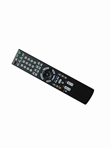 Replacement Remote Control For Sony Kdf-E50A10 Kdl-40Xbr6 Kdl-40Xbr7 Lcd Led Bravia Xbr Projector Hdtv Tv
