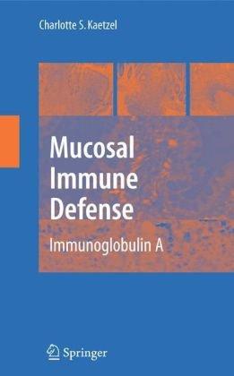 Mucosal Immune Defense: Immunoglobulin A