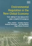 img - for Environmental Regulation in the New Global Economy: The Impact on Industry and Competitiveness book / textbook / text book