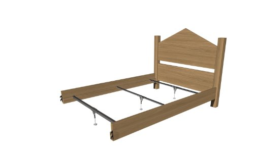 Mantua Support System for Wood Rails (Wood Slat Bed compare prices)