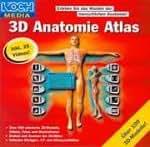 3D Anatomie Atlas