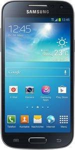 Samsung I9195 Galaxy S4 mini (Black Edition) EU-Ware ohne Simlock, ohne Branding, ohne Vertrag