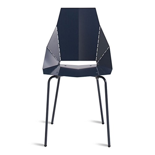 Blu Dot Real Good Chair, Navy