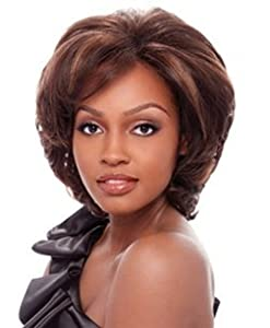 Sensationnel Synthetic Hair Empress Lace Front Wig - Sophia - 1B