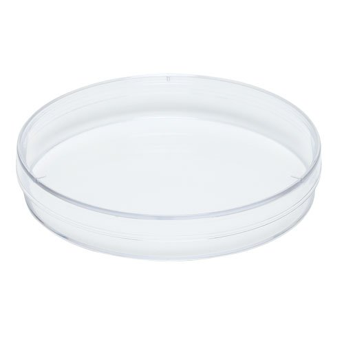 Karter-Scientific-206D2-Plastic-Petri-Dishes-60-mm-x-15-mm-3-Vents-Sterile-Pack-of-10