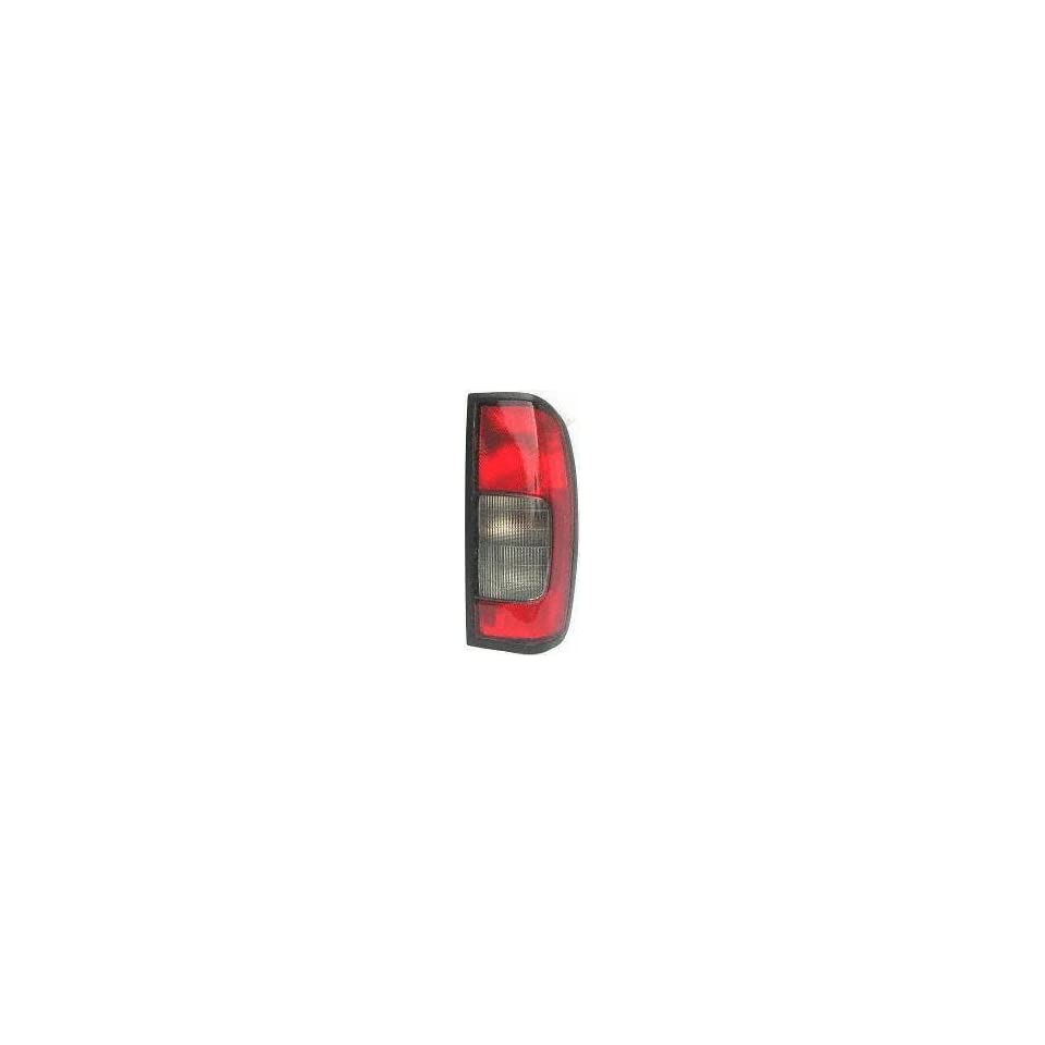 02 04 NISSAN FRONTIER truck TAIL LIGHT RH (PASSENGER SIDE) SUV (2002 02 2003 03 2004 04) N730103 265508Z325