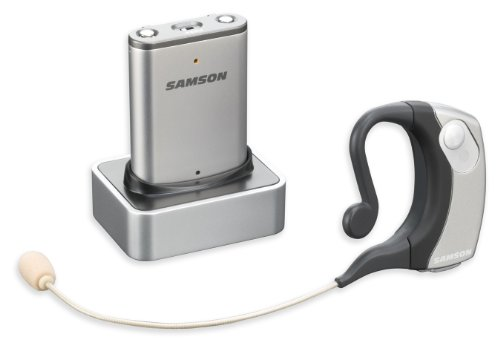 Samson Airline Micro Earset Wireless System (Channel N1)