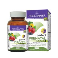 New Chapter Perfect Prenatal, Packaging May Vary from New Chapter