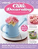 DeAgostini Cake decorating Magazine With Free Gift Flowers special