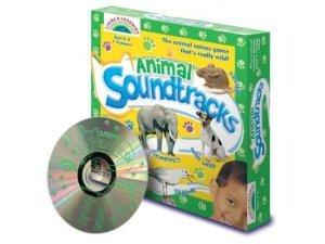 Galt Toys Inc Animal Soundtracks CD by Galt