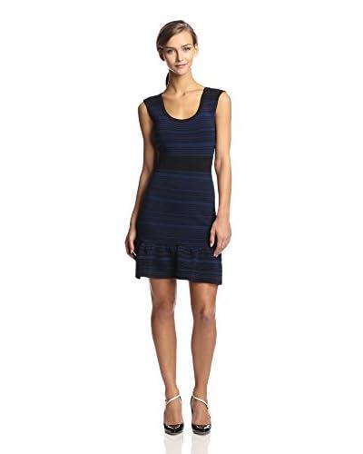Julia Jordan Flutter Hem Dress
