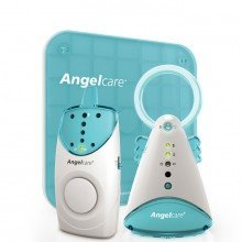 Angelcare 2-In-1 Movement Sensor With Sound Monitor (Ac601)